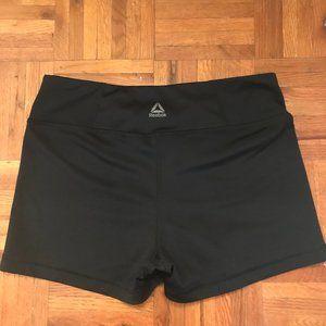 Reebok Workout Ready Hot Short Large Black
